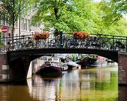 Kouzlo amsterdamských kanálů