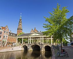 Leiden - krásné historické město
