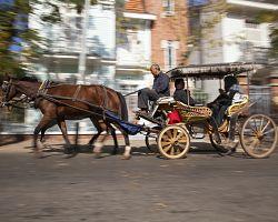 Doprava po ostrově Büyükada