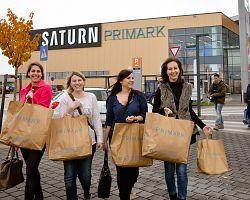Ženy milují nakupování...