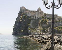 Aragonský hrad na Ischii