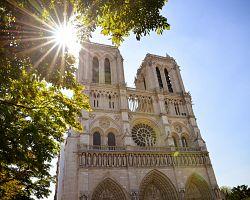 Úchvatná katedrála Notre-Dame