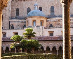 Impozantní katedrála v Monreale