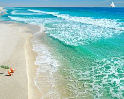 Krásné pláže Floridy