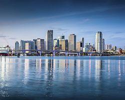 Světoznámé letovisko Miami