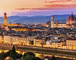 Florencii si  zamilujete...