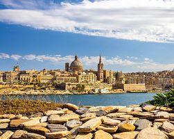 Okouzlující maltská metropole Valetta