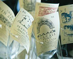 Etikety vín Inama San Bonifacio