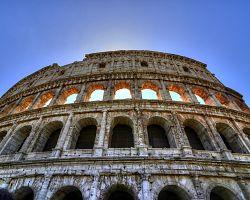 Majestátní římské Koloseum