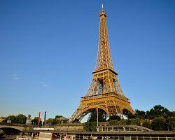 """Pařížská """"Železná lady"""""""