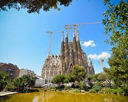 Gaudího Sagrada Familia
