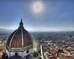 Okouzlující Florencie jako na dlani