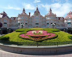 Pohádkový Disneyland u Paříže