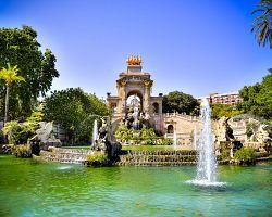 Parc de la Ciutadella v Barceloně
