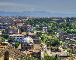Podmanivá atmosféra Říma