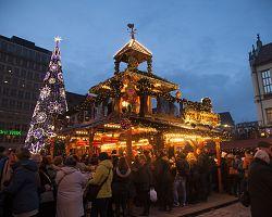Sváteční duch adventu ve Wroclawi