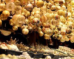 Překrásné vánoční ozdoby