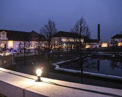 Vánoční atmosféra na zámku Hof