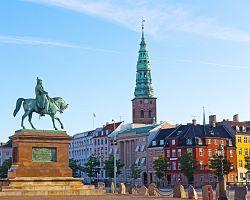 Panorama Kodaně