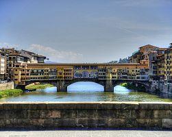 Ponte Vecchio – jeden ze symbolů Florencie