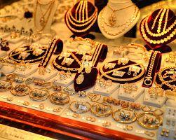Zlatnické výrobky z Ponte Vecchio