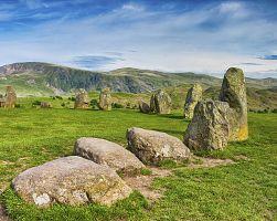 Megalitický kruh Castlerigg