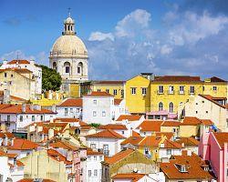 Lisabon je nádherné a barevné město