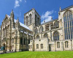 Katedrála York Minster