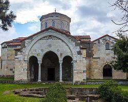 Mešita Hagia Sophia v Trabzonu