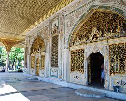 Architektura paláce Topkapi