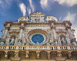 Bazilika Santa Croce v Lecce