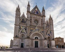 Katedrála v Orvietu