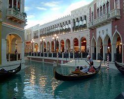 Benátky a la Las Vegas