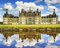Okouzlující zámek Chambord