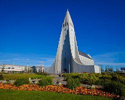 Katedrála Hallgrimskirkja
