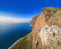 Mys Cabo Girao s výškou 580 metrů