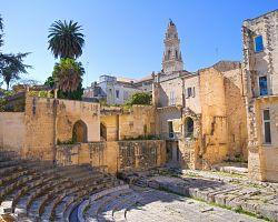Římský amfiteátr v Lecce