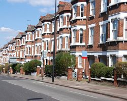 Typické anglické domy