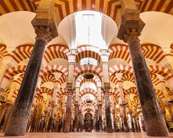 Velká mešita v Cordóbě