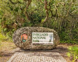 Vstup do NP Everglades