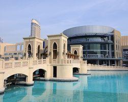 Vstupte do světa nákupů - The Dubai Mall