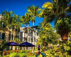 Karibská atmosféra Key Westu