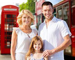 Zažijte Londýn s dětmi