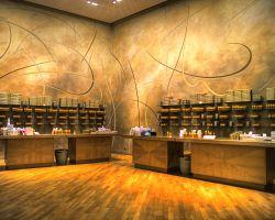 Interiéry parfumérie Fragonard