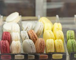 Makronky - francouzská delikatesa