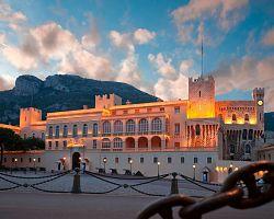 Královský palác monackého knížectví