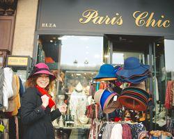Užijte si s námi nákupy v Paříži