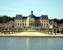 Nejkrásnější francouzský zámek Vaux-le-Vicomte