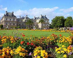 Lucemburský palác a přilehlé zahrady