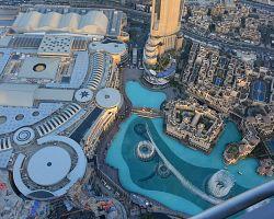 Nákupy v Dubai Mall nebo romantiku u Dubai Fountain?
